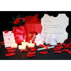 A Romantic Evening Gift Set