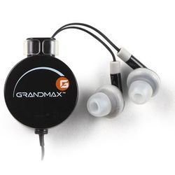 Plug 'n Play Retractable Earphones