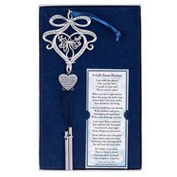 Gift from Heaven Memorial Poem Windchime
