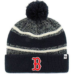 Boston Red Sox Knitted Ski Hat
