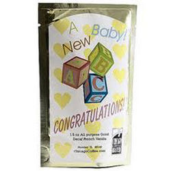 Congratulations Coffee Baby Packet