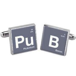 Element Pub Cufflinks