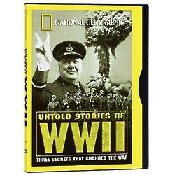 Untold Stories of World War II DVD