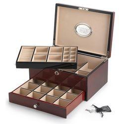 Piano Wood Jewelry Box