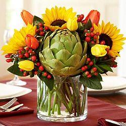 Happy Harvest Centerpiece