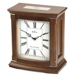 Bulova Melodia Desk Clock