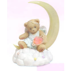 You Are the Brightest Star By Far Teddy Bear Figurine