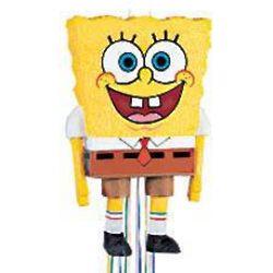 Spongebob Squarepants Pull-String Pinata