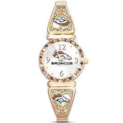 Women's My Broncos Ultimate Fan Wristwatch