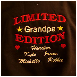 'Limited Edition' Personalized T-Shirt