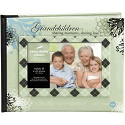 Grandchildren Talking Photo Album