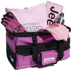Women's Jeep Themed Gift Tote