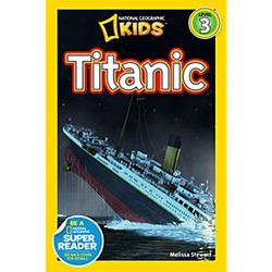 Titanic Kid's History Book
