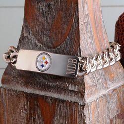 Personalized Pittsburgh Steelers Fan Favorite Bracelet