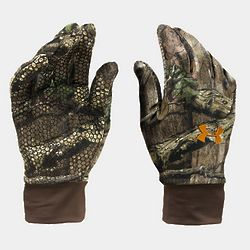 Under Armour Men's Hurlock Camo Hunting Gloves