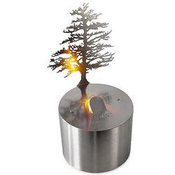 Pine Tree Shadow LED Lumen Lamp