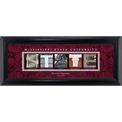 Personalized Mississippi State University Architecture Print