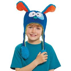 Kid's Puppy Flipeez Hat