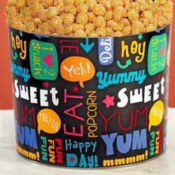 Sriracha Popcorn 2 Gallon Gift Tin