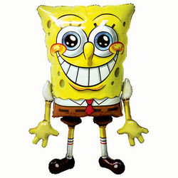 Spongebob Squarepants Giant Gliding Balloon