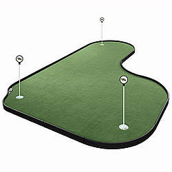 3-Hole Putting Green