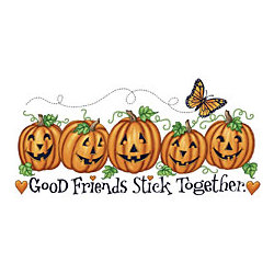 Good Friends Pumpkins T-Shirt