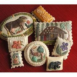 Bit of Wisconsin Springerle Cookie Gift Tin