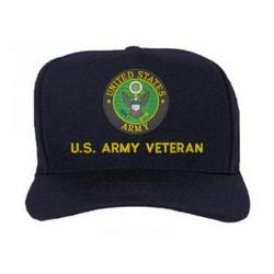 US Army Veteran Premium 5-Panel Cap
