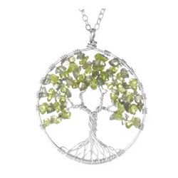 Renewal Tree of Life Necklace