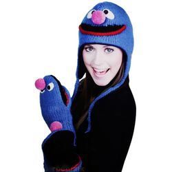 Grover Hat or Gloves