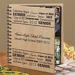 Class Memories Personalized Photo Album