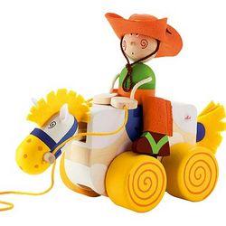 Pull Along Cowboy