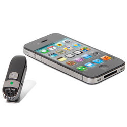 Wireless iPhone Microphone
