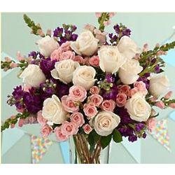 Birthday Lavish Roses Bouquet