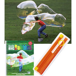 How to Make Monstrous, Huge, Unbelievabley Big Bubbles Kit