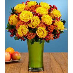 Fall Sunset Bouquet