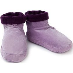 Pampered Soles Lavender Foot Cozys