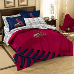 St. Louis Cardinals Full Bed-in-a-Bag Set