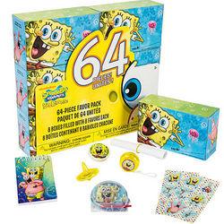 Spongebob Complete Party Favor Pack