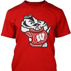 Mens Bucky Badger State Tee