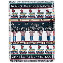 Teachers Pet Tapestry Throw