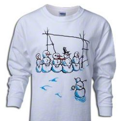 Frosty's Free Kick T-Shirt