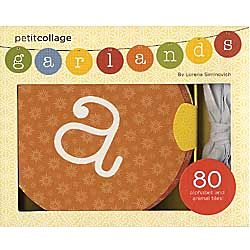 Alphabet and Animals Garland Decorating Kit