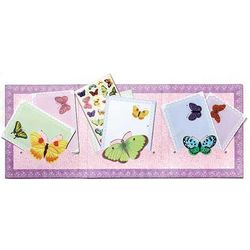 Butterfly Letter Paper and Stationery