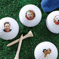 Personalized Add Your Own Picture Nike Mojo Golf Balls
