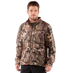 Men's Ayton II Fleece Camo Hunting Jacket