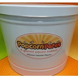 Gourmet Cheese Popcorn Tin