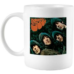 Beatles Rubber Soul Mug