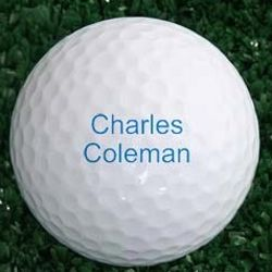 Personalized Callaway Golf Ball Set