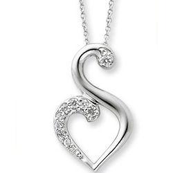 Journey of Friendship Sterling Silver Pendant